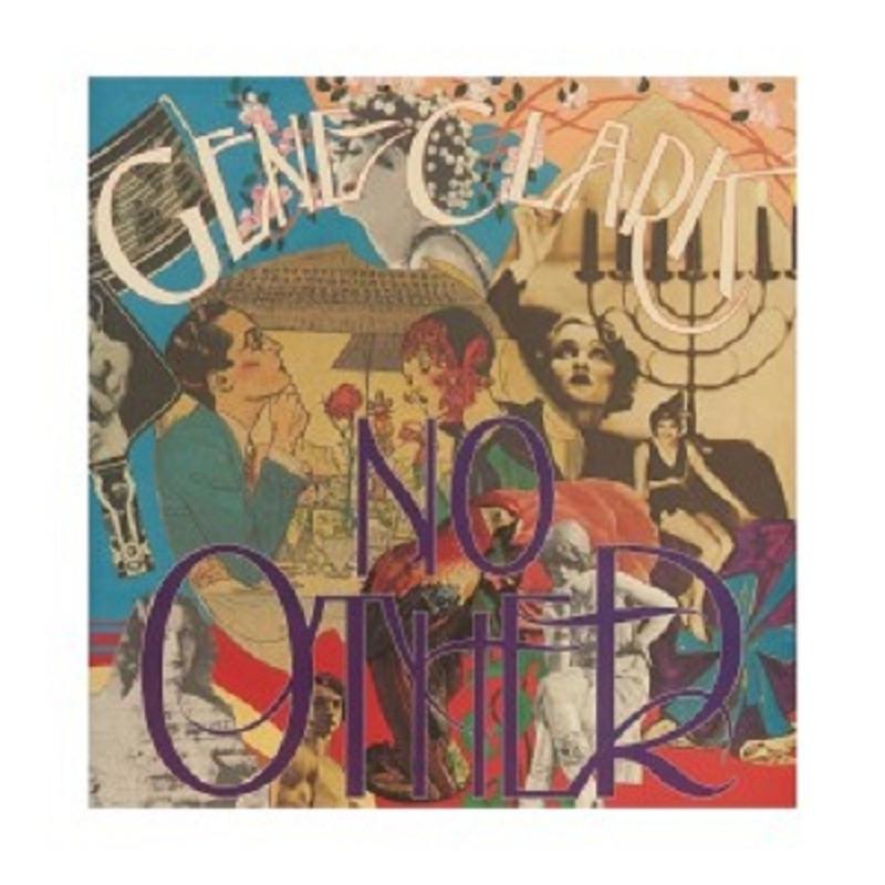 GENE CLARK - NO OTHER  VINYL LP 8 TRACKS COUNTRY ROCK MAINSTREAM NEU